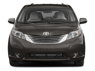 2016 Toyota Sienna Pictures Sienna Wagon 5D LE V6 photos front view