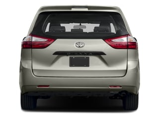 2016 Toyota Sienna Pictures Sienna Wagon 5D L V6 photos rear view