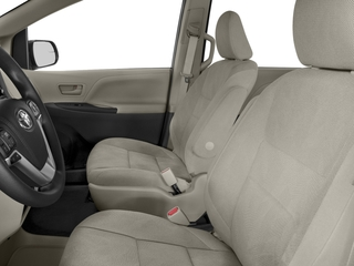 2016 Toyota Sienna Pictures Sienna Wagon 5D L V6 photos front seat interior