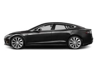 2016 Tesla Motors Model S Pictures Model S Sed 4D D Performance 90 kWh AWD Elec photos side view