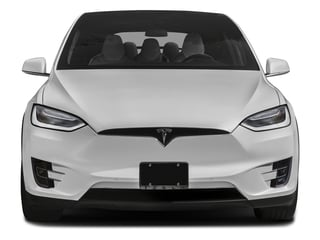 2016 Tesla Motors Model X Pictures Model X Utility 4D Performance AWD photos front view