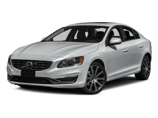 2016 Volvo S60 Pictures S60 Sedan 4D T6 Platinum Drive-E Turbo photos side front view