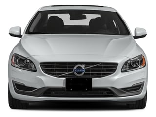 2016 Volvo S60 Pictures S60 Sedan 4D T6 Platinum Drive-E Turbo photos front view