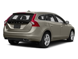2016 Volvo V60 Pictures V60 Wagon 4D T5 Premier AWD Turbo photos side rear view