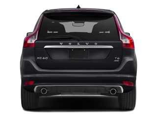 2016 Volvo XC60 Pictures XC60 Util 4D T6 R-Design AWD I6 Turbo photos rear view