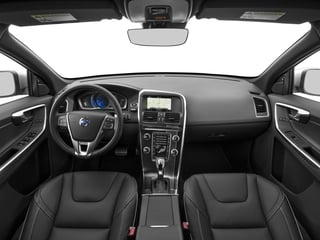 2016 Volvo XC60 Pictures XC60 Util 4D T6 R-Design AWD I6 Turbo photos full dashboard