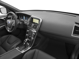 2016 Volvo XC60 Pictures XC60 Util 4D T6 R-Design AWD I6 Turbo photos passenger's dashboard