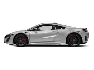 2017 Acura NSX Pictures NSX Coupe 2D AWD V6 Hybrid Turbo photos side view