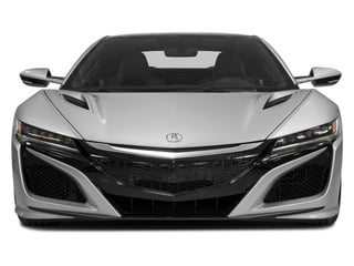 2017 Acura NSX Pictures NSX Coupe 2D AWD V6 Hybrid Turbo photos front view