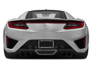 2017 Acura NSX Pictures NSX Coupe 2D AWD V6 Hybrid Turbo photos rear view