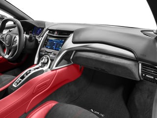 2017 Acura NSX Pictures NSX Coupe 2D AWD V6 Hybrid Turbo photos passenger's dashboard