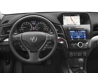 2017 Acura ILX Pictures ILX Sedan 4D Technology Plus I4 photos driver's dashboard