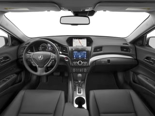2017 Acura ILX Pictures ILX Sedan 4D Technology Plus I4 photos full dashboard