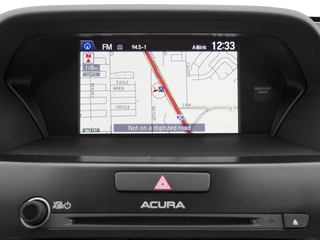2017 Acura ILX Pictures ILX Sedan 4D Technology Plus I4 photos navigation system