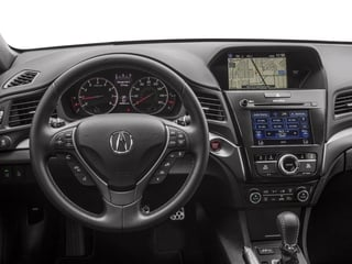 2017 Acura ILX Pictures ILX Sedan 4D Technology Plus A-SPEC I4 photos driver's dashboard