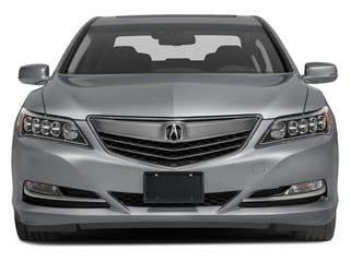 2017 Acura RLX Pictures RLX Sedan 4D Technology V6 photos front view