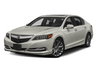 2017 Acura RLX Pictures RLX Sedan w/Advance Pkg photos side front view