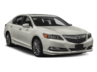 2017 Acura RLX Pictures RLX Sedan 4D Advance V6 photos side front view