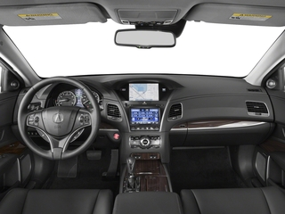 2017 Acura RLX Pictures RLX Sedan w/Advance Pkg photos full dashboard