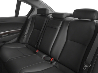 2017 Acura RLX Pictures RLX Sedan w/Advance Pkg photos backseat interior