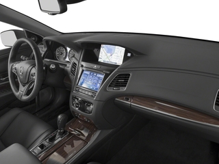 2017 Acura RLX Pictures RLX Sedan w/Advance Pkg photos passenger's dashboard