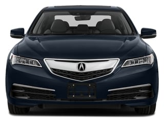 2017 Acura TLX Pictures TLX FWD V6 w/Technology Pkg photos front view