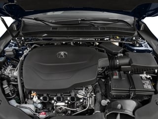 2017 Acura TLX Pictures TLX FWD V6 w/Technology Pkg photos engine
