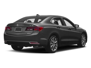 2017 Acura TLX Pictures TLX Sedan 4D Technology AWD V6 photos side rear view