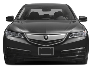 2017 Acura TLX Pictures TLX Sedan 4D Technology AWD V6 photos front view
