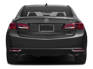 2017 Acura TLX Pictures TLX Sedan 4D Technology AWD V6 photos rear view