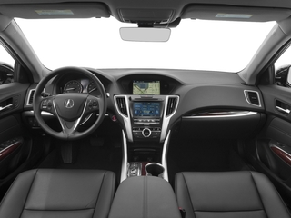2017 Acura TLX Pictures TLX SH-AWD V6 w/Technology Pkg photos full dashboard