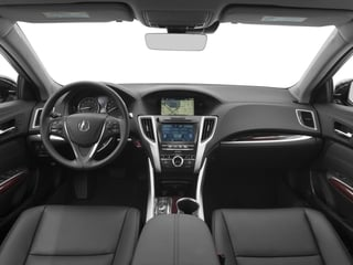 2017 Acura TLX Pictures TLX Sedan 4D Technology AWD V6 photos full dashboard