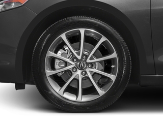 2017 Acura TLX Pictures TLX SH-AWD V6 w/Technology Pkg photos wheel