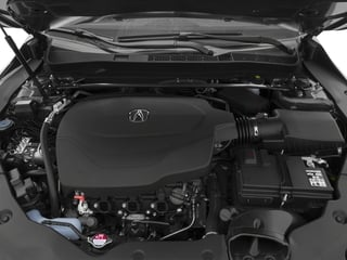 2017 Acura TLX Pictures TLX SH-AWD V6 w/Technology Pkg photos engine