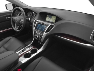 2017 Acura TLX Pictures TLX SH-AWD V6 w/Technology Pkg photos passenger's dashboard