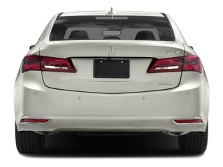 2017 Acura TLX Pictures TLX Sedan 4D Advance AWD V6 photos rear view