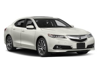 2017 Acura TLX Pictures TLX Sedan 4D Advance AWD V6 photos side front view
