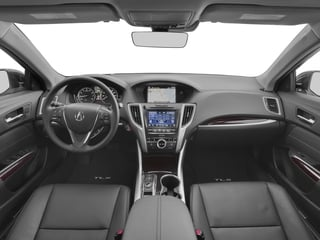 2017 Acura TLX Pictures TLX SH-AWD V6 w/Advance Pkg photos full dashboard