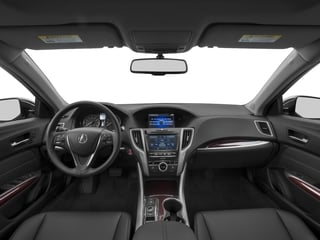 2017 Acura TLX Pictures TLX Sedan 4D V6 photos full dashboard