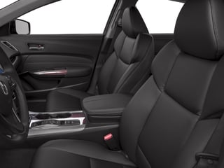 2017 Acura TLX Pictures TLX Sedan 4D V6 photos front seat interior
