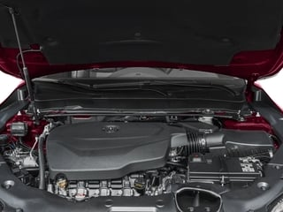 2017 Acura TLX Pictures TLX Sedan 4D V6 photos engine