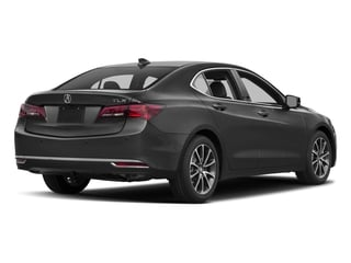 2017 Acura TLX Pictures TLX Sedan 4D Advance V6 photos side rear view