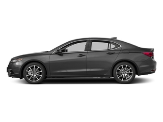 2017 Acura TLX Pictures TLX Sedan 4D Advance V6 photos side view