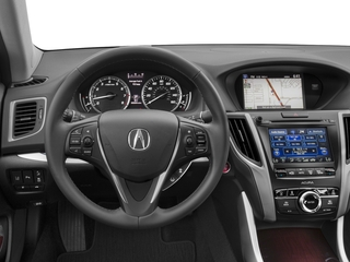 2017 Acura TLX Pictures TLX Sedan 4D Advance V6 photos driver's dashboard