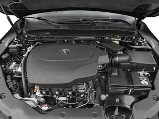 2017 Acura TLX Pictures TLX Sedan 4D Advance V6 photos engine