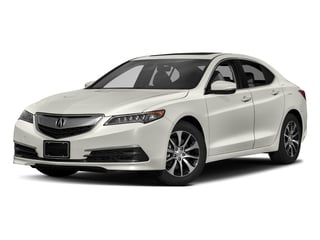 2017 Acura TLX Pictures TLX Sedan 4D Technology I4 photos side front view