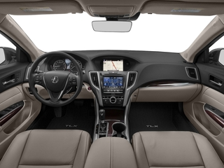 2017 Acura TLX Pictures TLX Sedan 4D Technology I4 photos full dashboard