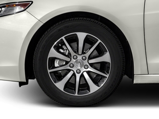 2017 Acura TLX Pictures TLX Sedan 4D Technology I4 photos wheel
