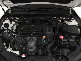 2017 Acura TLX Pictures TLX Sedan 4D Technology I4 photos engine