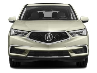 2017 Acura MDX Pictures MDX SH-AWD photos front view